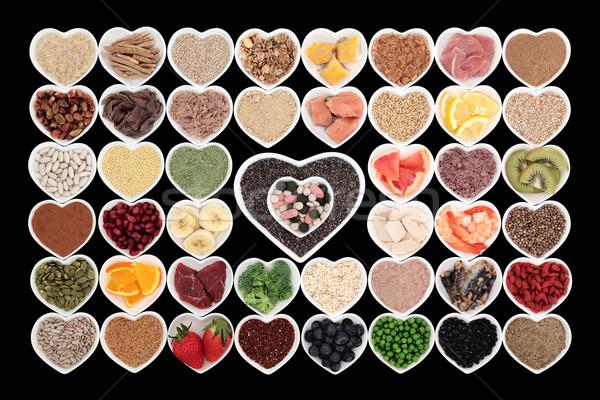 健康 栄養 ボディービル 高い タンパク質 ストックフォト © marilyna