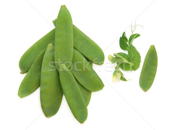 Mangetout Peas Stock photo © marilyna