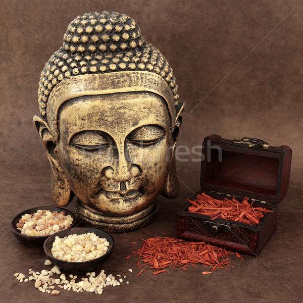 Buddhist Ritual Stock photo © marilyna