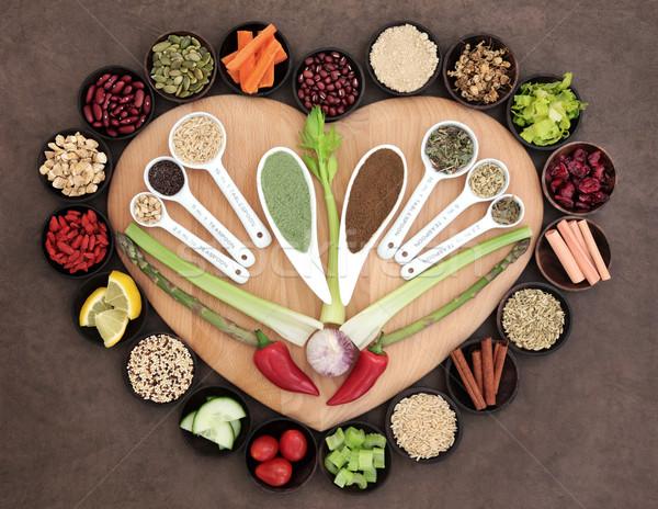 Healthy Nutrition Stock photo © marilyna