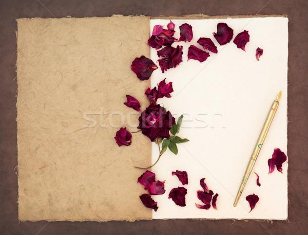 Love Letter Stock photo © marilyna
