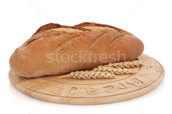 Segale pane pagnotta grano alimentare Foto d'archivio © marilyna
