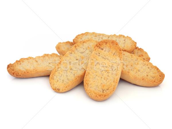 Swedish Crispbread Stock photo © marilyna