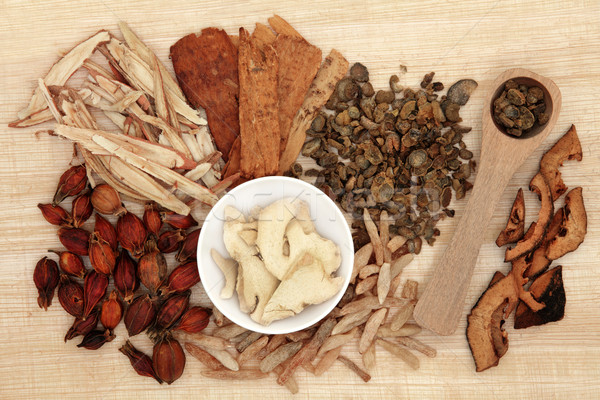 Chinese Medicine Stock photo © marilyna