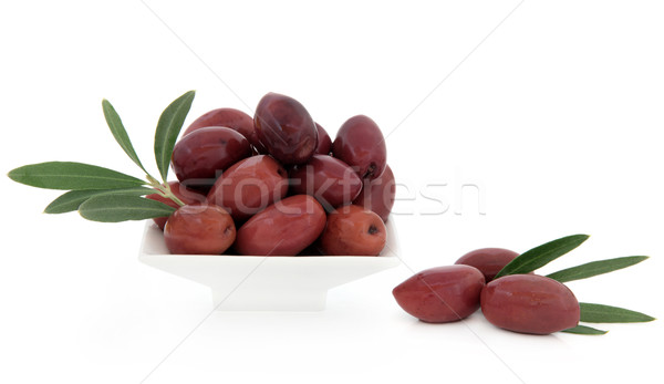 Olives Stock photo © marilyna
