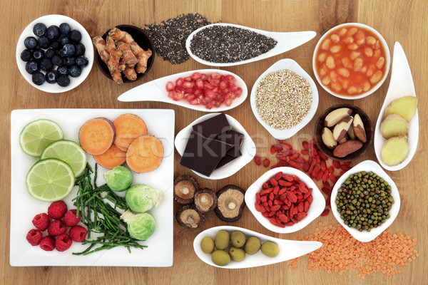Healthy Super Food Stock photo © marilyna