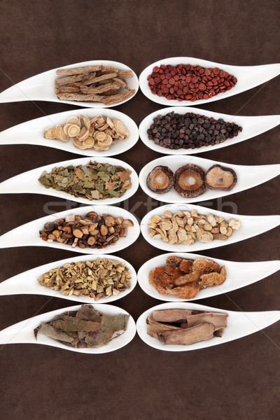 Chinese Yang Herbs Stock photo © marilyna
