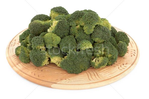 Broccoli Florets Stock photo © marilyna