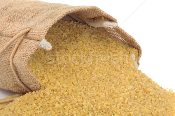 Bulgar Wheat Stock photo © marilyna