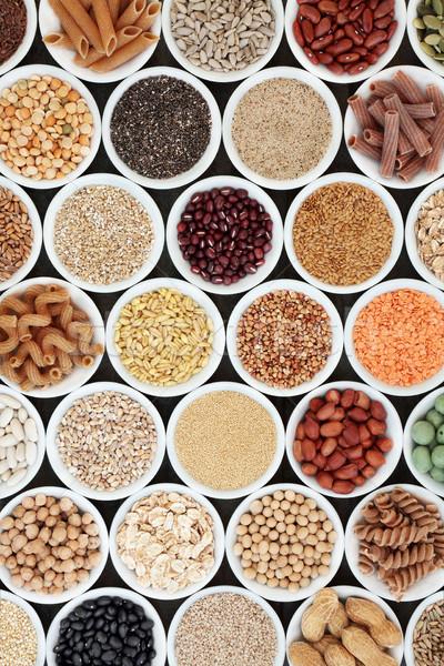 Stock photo: Healthy Macrobiotic Super Food