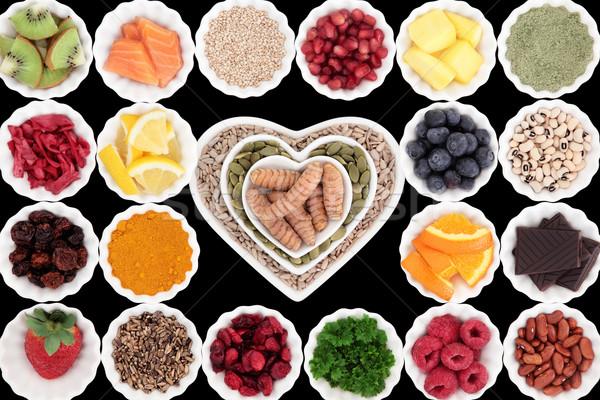 Stock photo: Health Food