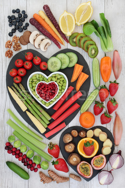 Stock photo: Healthy Nutritional Food