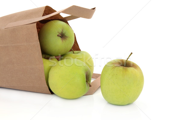 Golden Delicious Apples Stock photo © marilyna