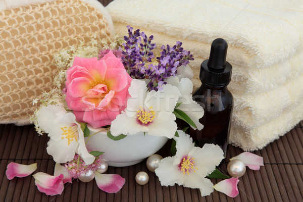 Beauty Treatment Stock photo © marilyna