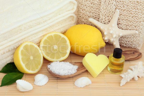 Пилинг в домашних условиях лимоном и