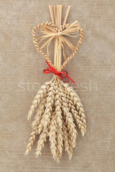 Corn Dolly Stock photo © marilyna