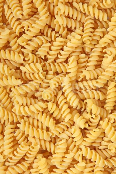 Fusilli Pasta Stock photo © marilyna