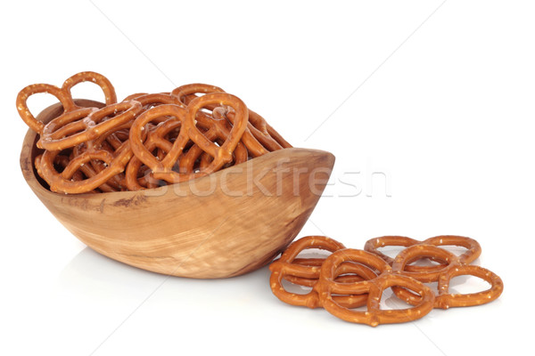 Pretzel Snacks Stock photo © marilyna
