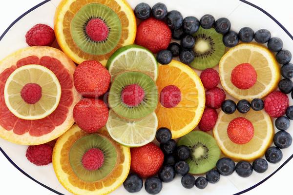 Super Food Fruit  Stock photo © marilyna