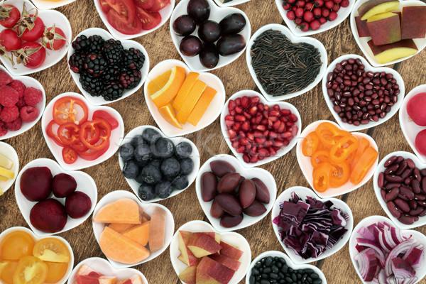 Food for Good health Stock photo © marilyna