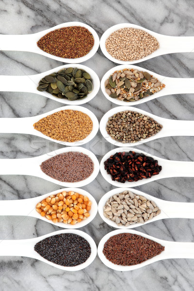 Healthy Seed Selection Stock photo © marilyna
