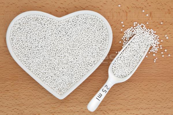Tapioca Pearls Stock photo © marilyna