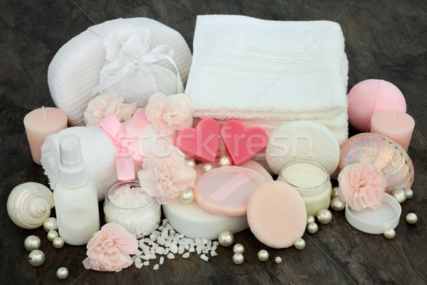 Luxury Spa Beauty Treatment Stock photo © marilyna