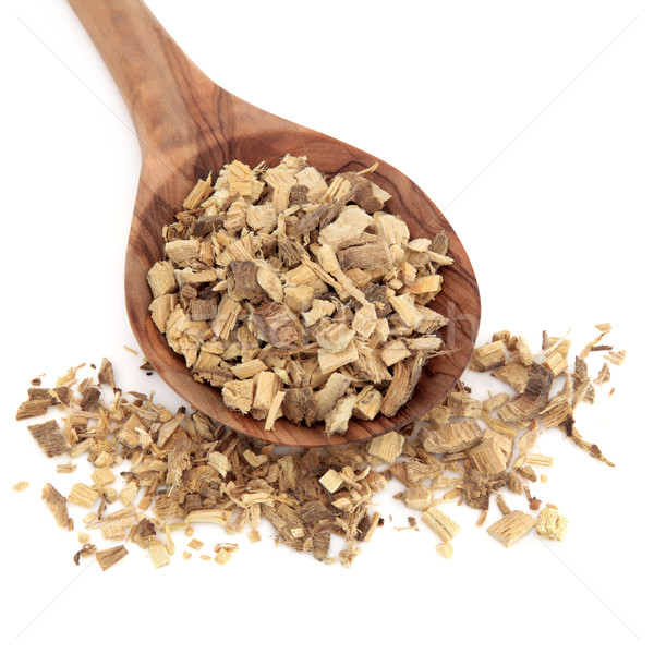 Licorice Root Herb Stock photo © marilyna