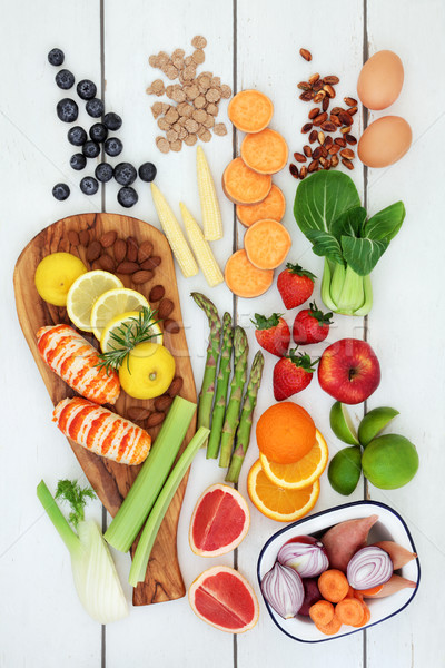 Health Food for Dieting Stock photo © marilyna