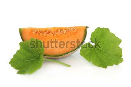 Cantaloupe Melon Stock photo © marilyna