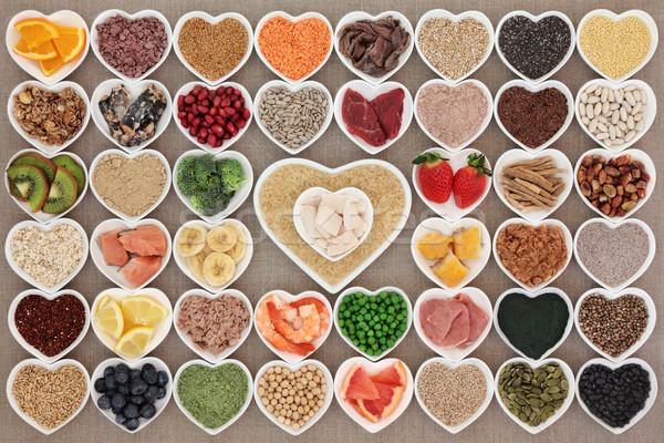 スーパー 健康 食品 ボディービル 高い ストックフォト © marilyna