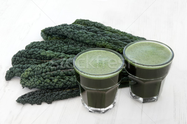 Kale Heath Drink Stock photo © marilyna