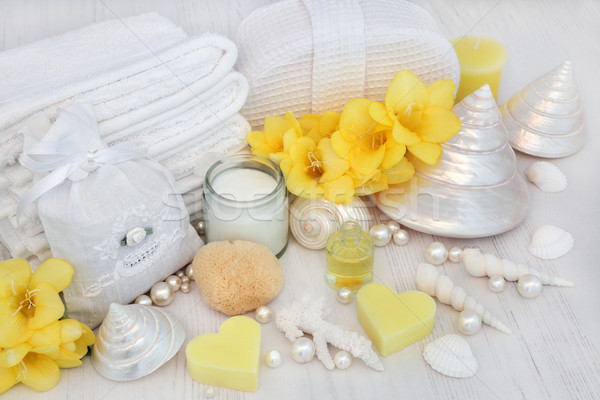 Aromatherapy Spa Treatment Stock photo © marilyna