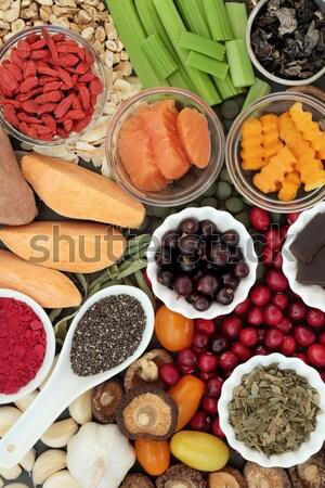 Aphrodisiac Love Food Stock photo © marilyna