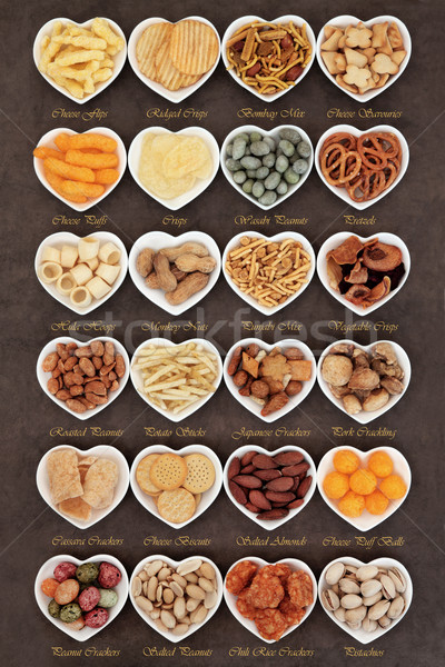 Favourite Snack Food Stock photo © marilyna