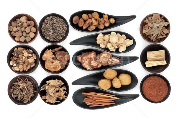 Oriental Herbs Stock photo © marilyna