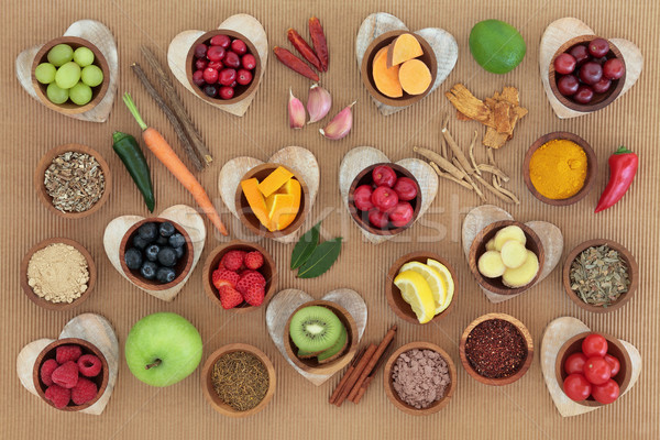 Health Food to Boost Immune System Stock photo © marilyna