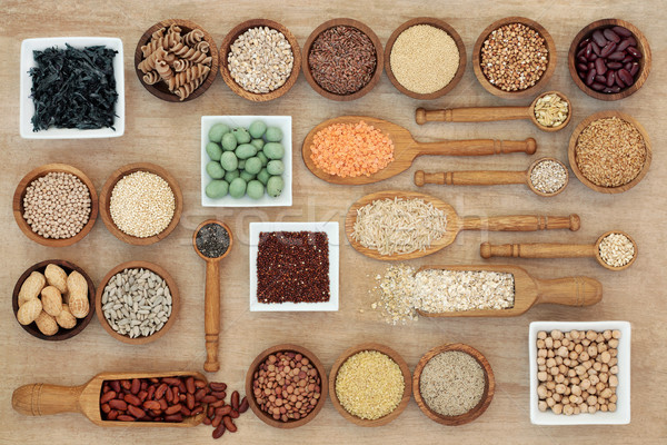 Dried Macrobiotic Diet Food  Stock photo © marilyna