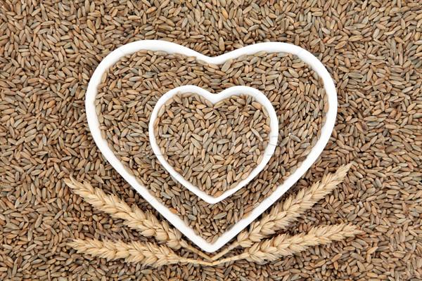 Segale grano cuore grano Foto d'archivio © marilyna