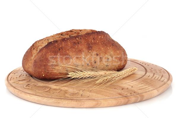 Olive Bread Stock photo © marilyna