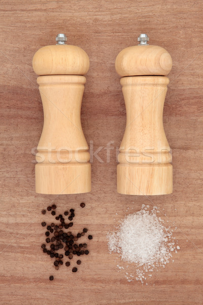 Salt and Pepper Stock photo © marilyna
