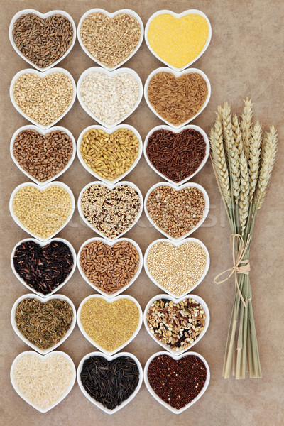 Grains Stock photo © marilyna