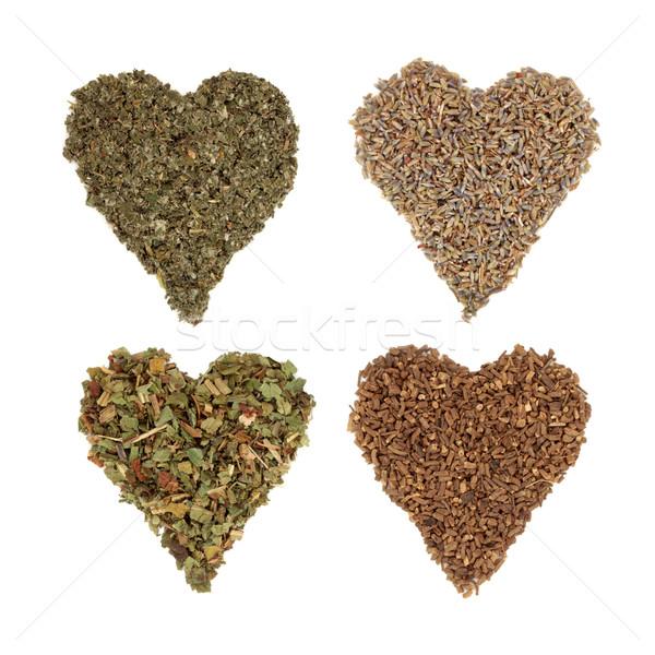 Medicinal Herbs Stock photo © marilyna