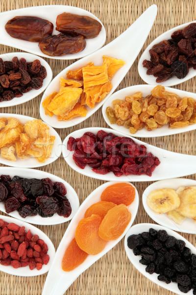 Fruit Assortment Stock photo © marilyna