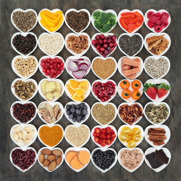 Food to Promote Heart Health  Stock photo © marilyna