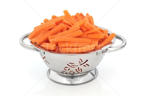 Carrot Vegetables Stock photo © marilyna
