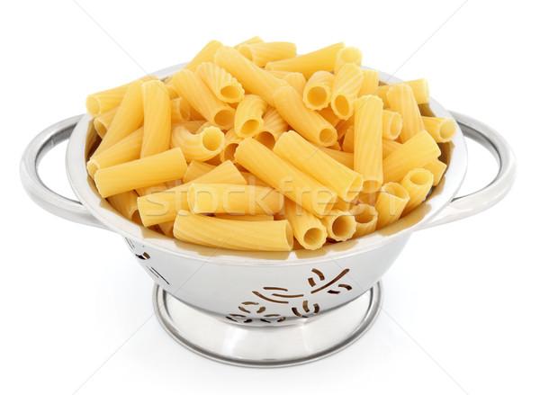 Rigatoni Pasta Stock photo © marilyna