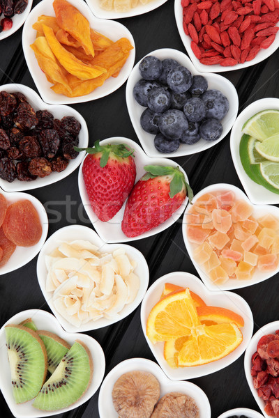 Healthy Fruit Superfood Stock photo © marilyna