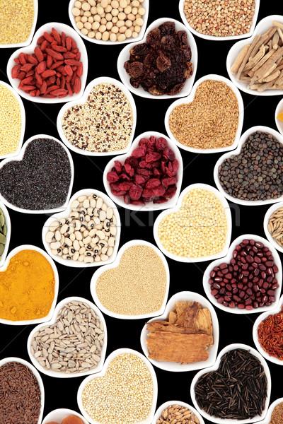 Dried Health Food  Stock photo © marilyna