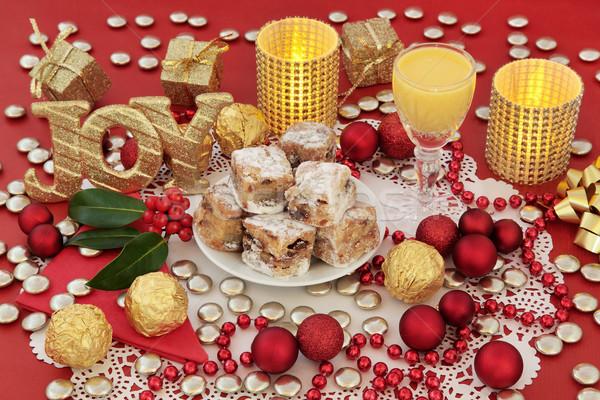 Joy at Christmas  Stock photo © marilyna